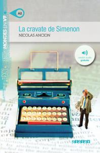 La cravate de Simenon | Ancion, Nicolas