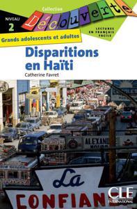 Disparitions en Haïti   Favret, Catherine