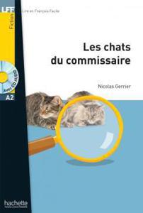 Les chats du commissaire | Nicolas Gerrier