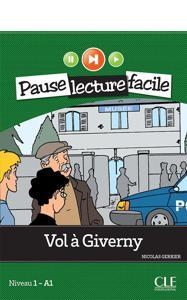 Vol à Giverny | Gerrier, Nicolas