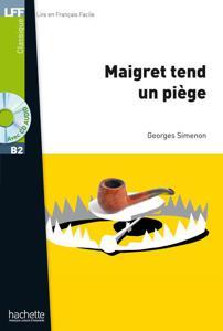 Maigret tend un piège   Georges Simenon